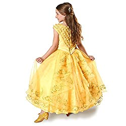 Disney Belle Limited Edition Costume for Kids - Beauty and...