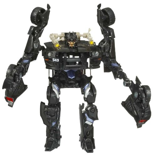 Transformers Deluxe Interrogator Barricade