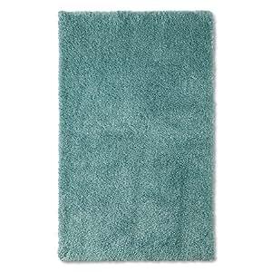 Amazon Com New Bath Rugs Aqua Spill 24 38 Home Amp Kitchen