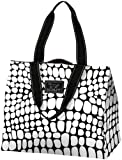 SCOUT Cool Clutch Bag, Croc-o-gator Black and White
