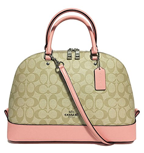 Coach Pink Patent Leather Bag - 6
