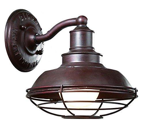 Circa 1910 Outdoor Lighting in US - 1