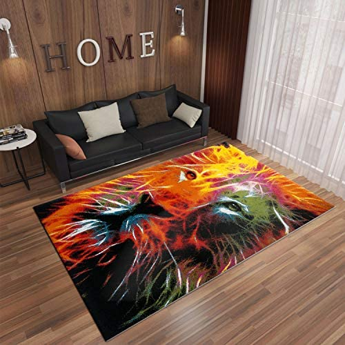 Teppich Kinderteppich Rund Kurzflor Pflegeleicht Katze Kinderzimmer Pink Ma/ße:80 cm x 150 cm