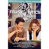 Music and Lyrics / Couple et couplets