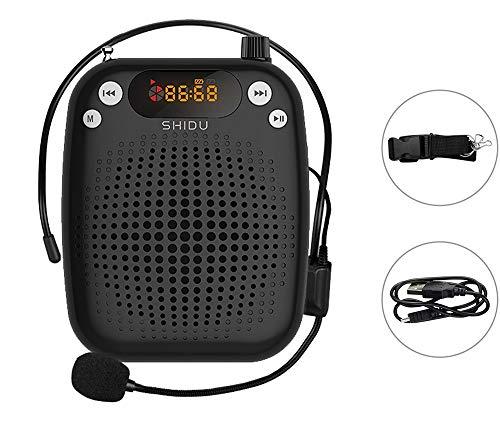 Portable Voice AmplifierSHIDU Personal