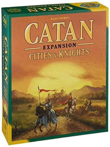 - Catan Expansion: Cities & Knights