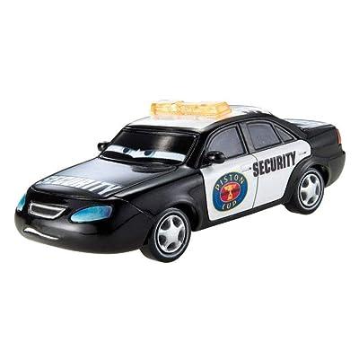 "Disney Pixar Cars Marlon ""Clutches"" Mckay: Toys & Games"