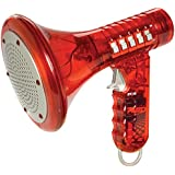 Multi Voice Changer by Toysmith: Change your voice with 8 different voice modifiers - Kids Toy (Red)