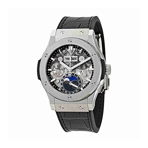 Hublot Classic Fusion Aerofusion Moonphase Automatic Mens Watch 547.NX.0170.LR
