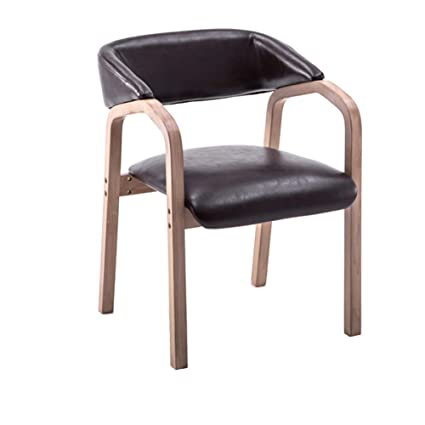 Dining Chairs Seat Chair Household Desk Chair Creative Armrest Multiple  Color Selection ZHANGAIZHEN (Color : - Amazon.com - Dining Chairs Seat Chair Household Desk Chair Creative