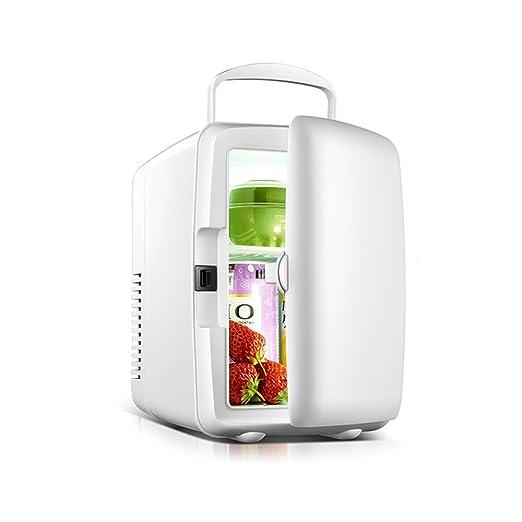 YZY-Refrigerador de coche Congelador Pequeño 4L Refrigerador ...