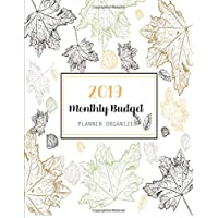 2019 Monthly Budget Planner Organizer: Year at a Glance Calendar 2019-2020 with Holiday. Monthly Calendar Organizer. Yearly and Monthly Money ... Volume 1 (2019 Budget Financial Planner)