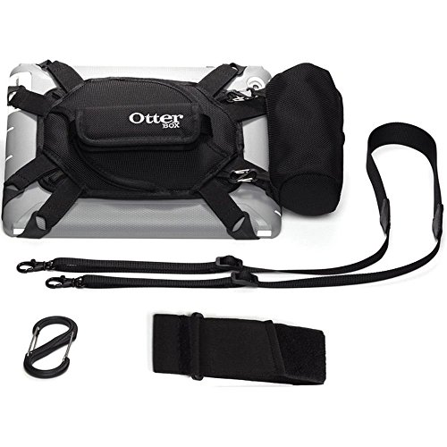 Utility Latch - OtterBox Utility Series Latch II with Accessory Bag for 10-Inch Tablets - Black ProPack. [Defender Sold Separately and Is Not Included]