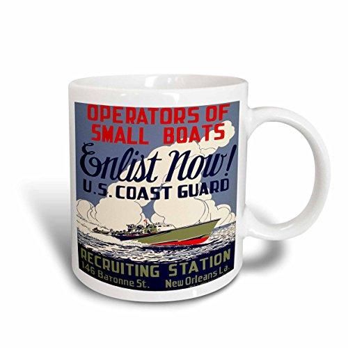 Mug Coast Guard (3dRose mug_171435_1