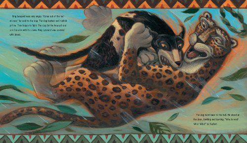 How the Leopard Got His Claws by Candlewick Press (Image #2)