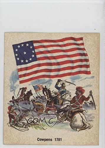 cowpens-1781-trading-card-1976-quality-bakers-flags-of-america-base-non