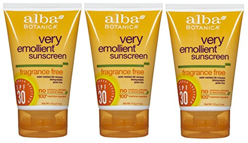 Alba Botanica Sunscreen Ingredients - 8