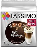 TASSIMO Latte Macchiato Baileys, 5er Pack Kaffeespezialität T Discs (5 x 264 g)