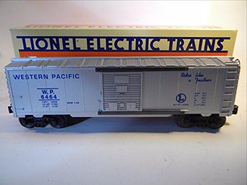 Lionel 19248 6464-1 Western Pacific Box Car (Western Pacific Boxcar)