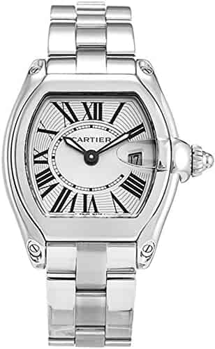 Cartier Roadster Stainless Steel Women's Watch W62016V3
