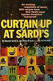img - for Curtain Up at Sardi's book / textbook / text book