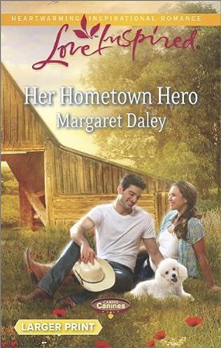 book cover of Her Hometown Hero