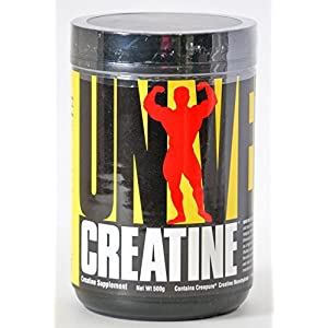 Universal Nutrition Creatine Supplement 500g Boosts Strength & Performance by Universal…