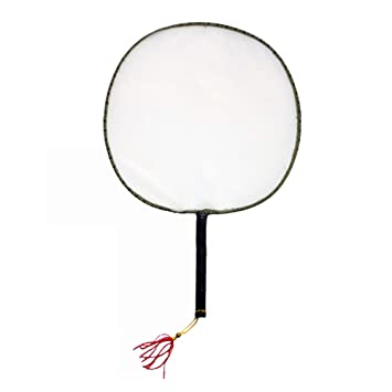 hand fan drawing. 5x chytaii chinese court fan round hand kids drawing plain fabric with