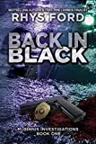 Back in Black (McGinnis Investigations Book 1)