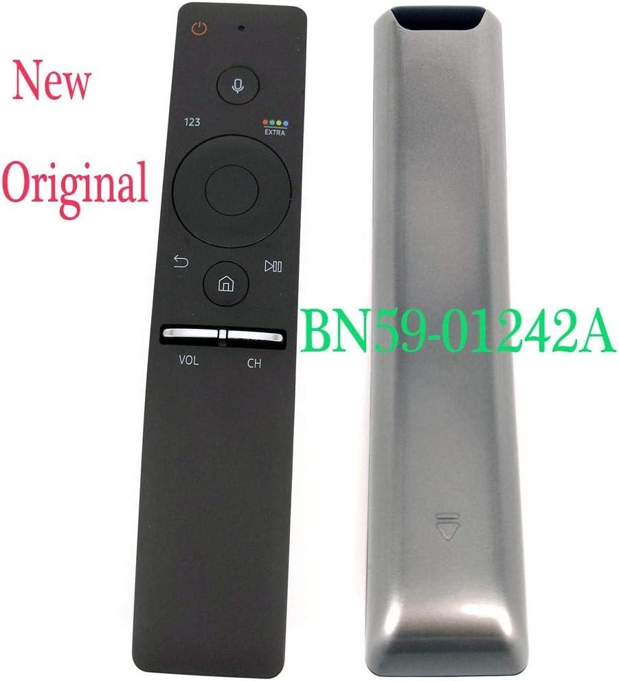 Calvas New Original BN50-01242A Voice 4K Smart TV Remote Bluetooth Premium Remote Control For Samsung KS Series UA75KS9005W UA78KS9500W