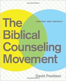 Christian counseling dissertation