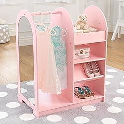 KidKraft Fashion Pretend Play Station, Pink