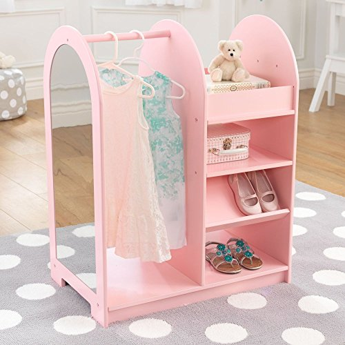 KidKraft Fashion Pretend Play Station, Pink