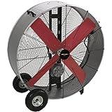 Protemp 48-Inch Belt Drive Drum Fan