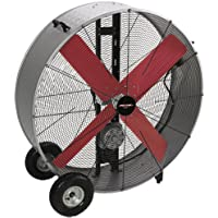 Protemp 48-Inch Belt Drive Drum Fan