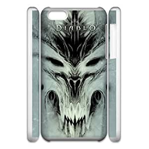 Diablo for iphone 6 4.7 3D Cell Phone Case & Custom Phone Case Cover X38A879633