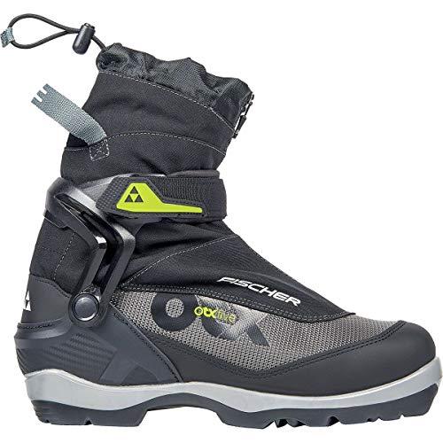 FISCHER Offtrack 5 BC Ski Boots Black/Brown 46
