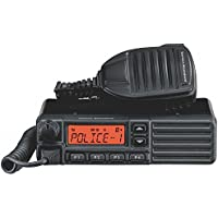 Mobile Two Way Radio, 134 to 174 MHz Frequency, VHF, 50 Output Watts, 128 Number of Channels