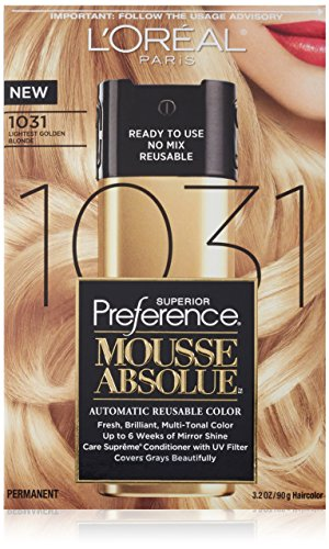 LOreal Paris 1031 Lightest Golden