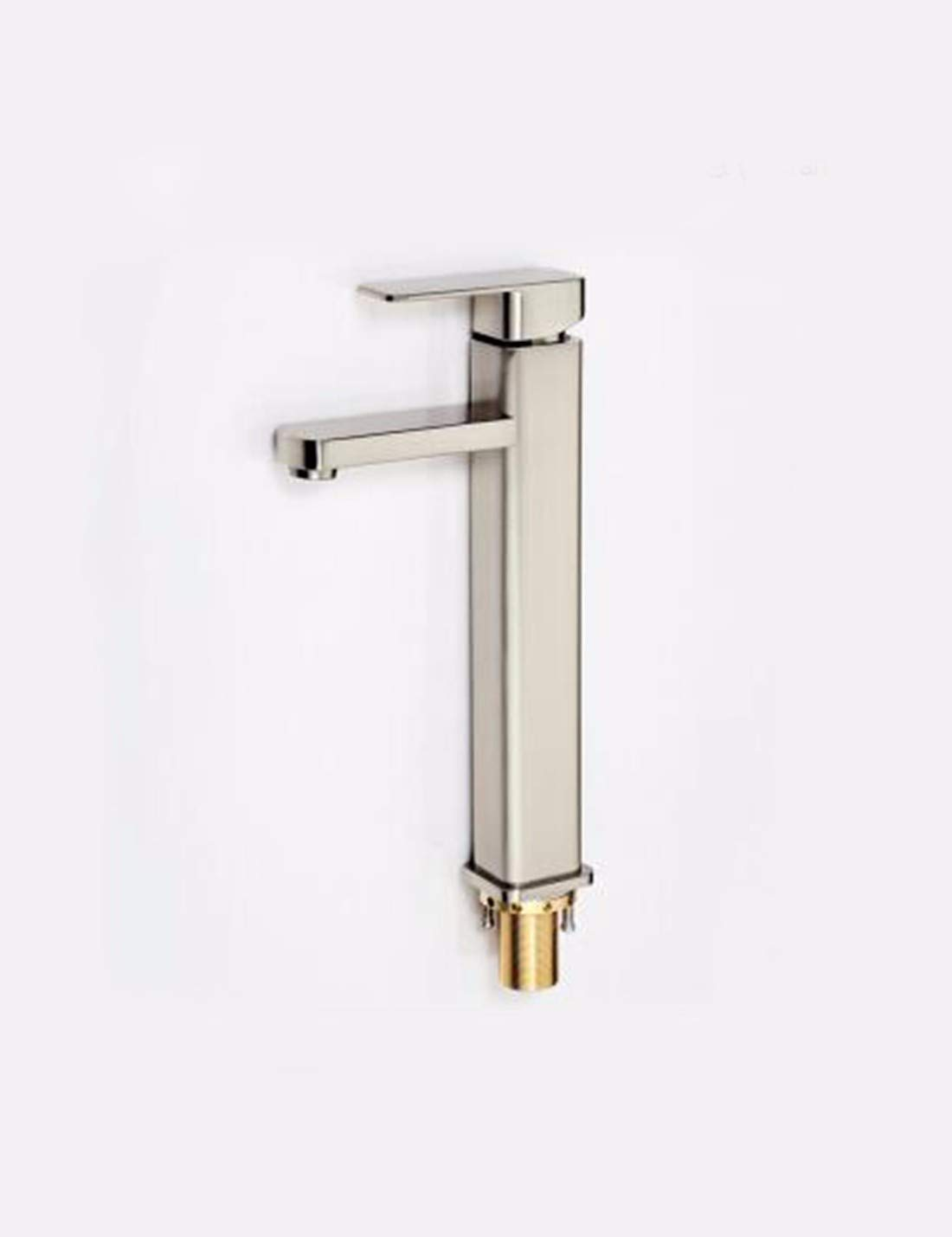 D Hlluya Professional Sink Mixer Tap Kitchen Faucet The copper basin faucet hot and cold wash basins bathroom vanity area above the high-taps,