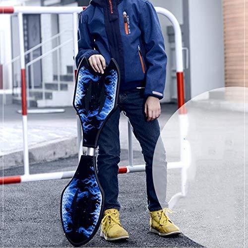 TXFG TXFG TXFG Kinder-Zweirad-Roller Zwei-Rad-Flash Jugend Anfänger Skateboard Vitality Board Schlange Board Für Ihre Wahl (Farbe   D) B07Q1WFLG8 Skateboards Attraktive Mode 4359a0