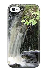 Cheap Iphone Case - Tpu Case Protective For Iphone 4/4s- Waterfalls