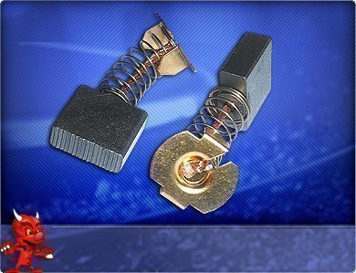 BALAIS de Charbon MAKITA Scie circulaire manuelle 5143R, 5903R, Burin marteau Marteau HM 1303 Maschinen-Teufel