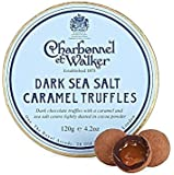 Charbonnel et Walker Dark Sea Salt Caramel Truffles 120 g