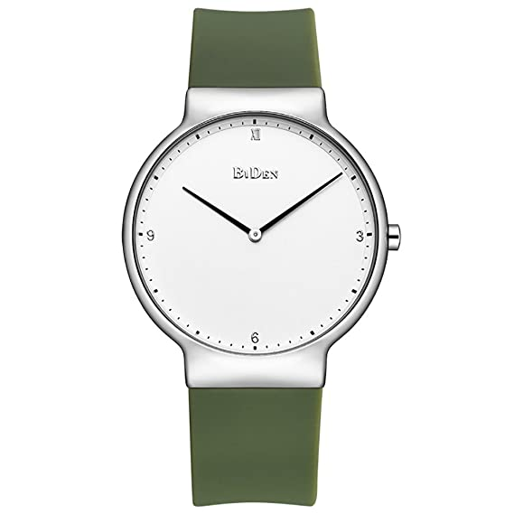 Kenon reloj de silicona reloj impermeable al aire libre deporte reloj digital militar deporte reloj de