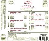 Stamitz: Symphonies Vol. 1