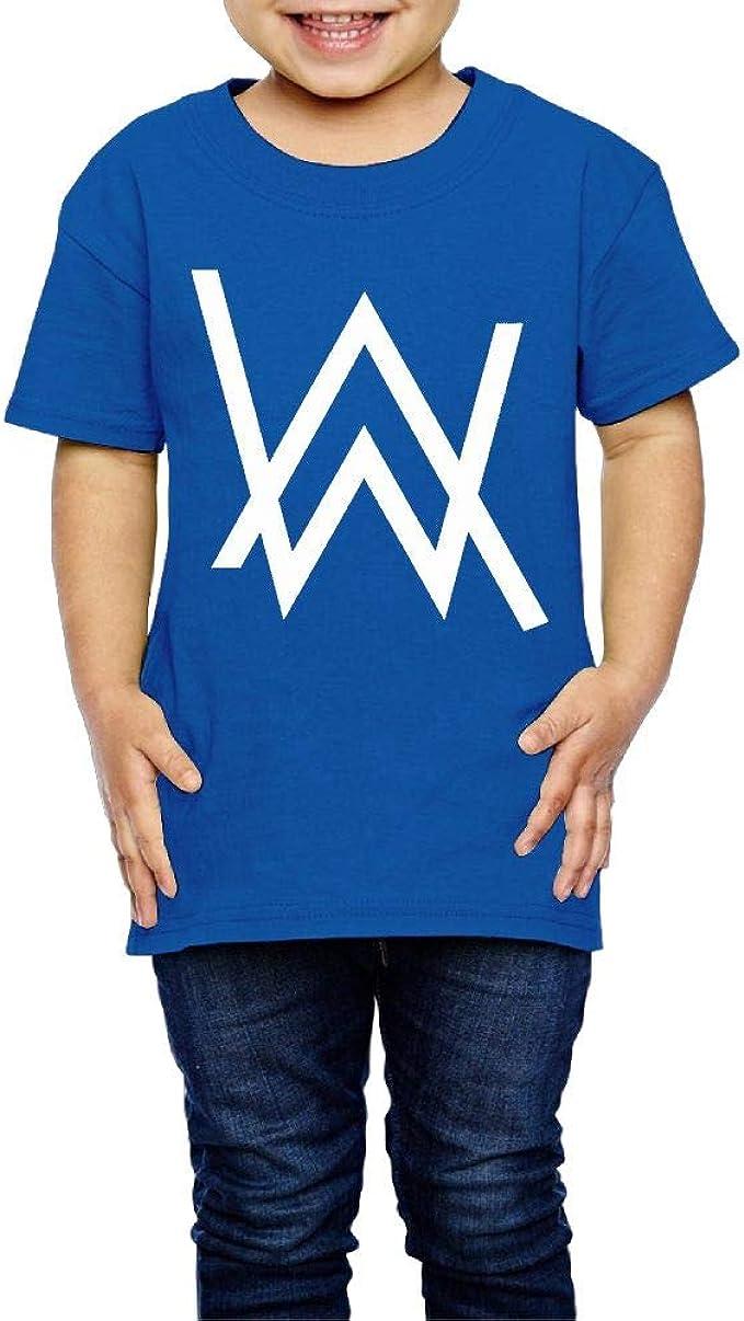 Vito H Jackson 2-6 Years Old Childrens T-Shirt Wild Kratts Logo Personalized Fashion Customization RoyalBlue