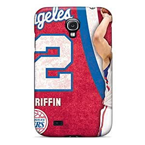 Faddish Phone Los Angeles Clippers Case For Galaxy S4 / Perfect Case Cover