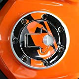 3D Motorcycle Reflective Fuel Tank Sticker Cover