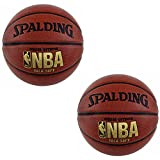 Spalding NBA Tack Soft Basketball (29.5'') 2 pack